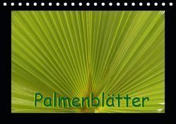 Palmenblätter (Tischkalender 2019 DIN A5 quer) von Burlager,  Claudia