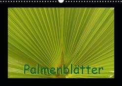 Palmenblätter (Wandkalender 2019 DIN A3 quer) von Burlager,  Claudia