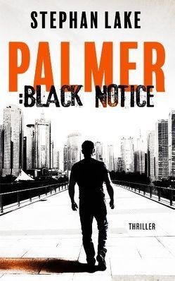 Palmer :Black Notice von Lake,  Stephan