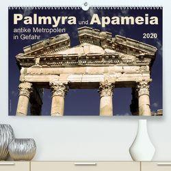 Palmyra und Apameia – Antike Metropolen in Gefahr 2020 (Premium, hochwertiger DIN A2 Wandkalender 2020, Kunstdruck in Hochglanz) von www.josemessana.com