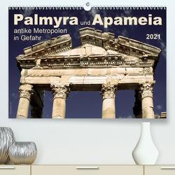 Palmyra und Apameia – Antike Metropolen in Gefahr 2021 (Premium, hochwertiger DIN A2 Wandkalender 2021, Kunstdruck in Hochglanz) von www.josemessana.com