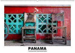 Panama – Faszinierende Kulturlandschaften (Wandkalender 2019 DIN A2 quer) von Hallweger,  Christian