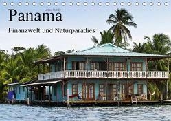 Panama – Finanzwelt und Naturparadies (Tischkalender 2018 DIN A5 quer) von boeTtchEr,  U