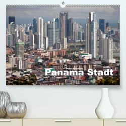 Panama Stadt (Premium, hochwertiger DIN A2 Wandkalender 2021, Kunstdruck in Hochglanz) von Schickert,  Peter