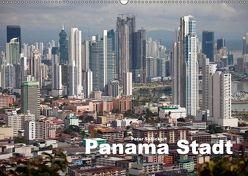 Panama Stadt (Wandkalender 2018 DIN A2 quer) von Schickert,  Peter