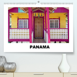 Panama – Streifzüge durch atemberaubende Küsten-, Berg- und Stadtlandschaften (Premium, hochwertiger DIN A2 Wandkalender 2020, Kunstdruck in Hochglanz) von Hallweger,  Christian