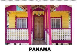 Panama – Streifzüge durch atemberaubende Küsten-, Berg- und Stadtlandschaften (Wandkalender 2019 DIN A2 quer) von Hallweger,  Christian