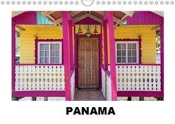 Panama – Streifzüge durch atemberaubende Küsten-, Berg- und Stadtlandschaften (Wandkalender 2019 DIN A4 quer) von Hallweger,  Christian