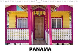 Panama – Streifzüge durch atemberaubende Küsten-, Berg- und Stadtlandschaften (Wandkalender 2020 DIN A4 quer) von Hallweger,  Christian