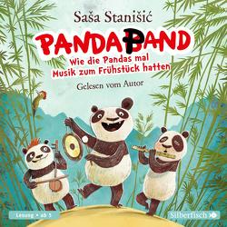 Panda-Pand von Stanišić,  Saša
