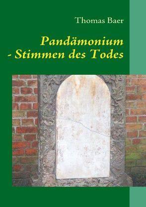 Pandämonium von Baer,  Thomas