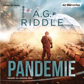 Pandemie – Die Extinction-Serie 1 von Häußler,  Marcel, Riddle,  A. G., Steck,  Johannes
