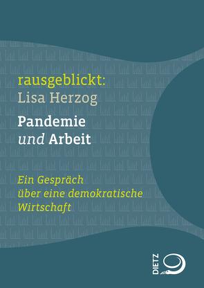 Pandemie und Arbeit von Dahm,  Jochen, Hartmann,  Thomas, Herzog,  Lisa, Krell,  Christian
