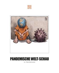 Pandemische Welt-Schau in Karikaturen von Benevento Publishing