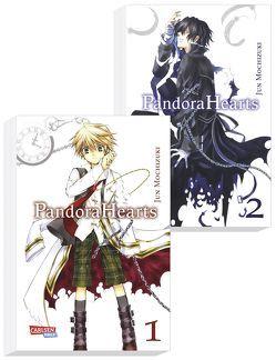 PandoraHearts Doppelpack 1-2 von Bockel,  Antje, Mochizuki,  Jun