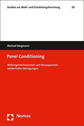 Panel Conditioning von Bergmann,  Michael