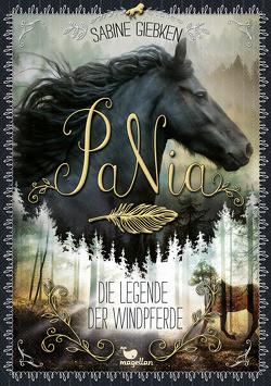 PaNia – Die Legende der Windpferde – Band 1 von Giebken,  Sabine