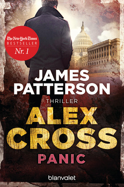 Panic – Alex Cross 23 von Patterson,  James, Strohm,  Leo
