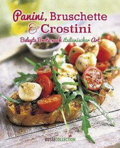 Panini, Bruschette & Crostini von Ryland Peters & Small