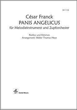 Panis angelicus von Franck,  César, Heyn,  Walter Thomas