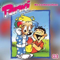 Panki aus Pankanien: Die Lachmaschine von Schreier,  Doris, Schreier,  Fred