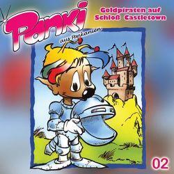 Panki aus Pankanien: Goldpiraten auf Schloss Castletown von Schreier,  Doris, Schreier,  Fred