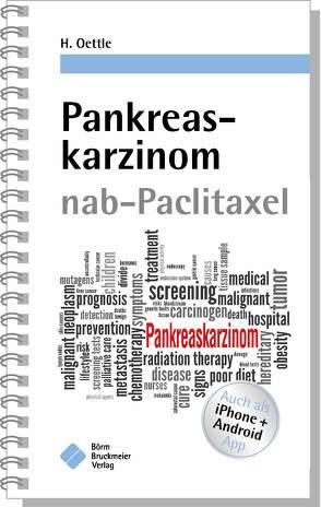 Pankreaskarzinom nab-Paclitaxel von Oettle,  Helmut