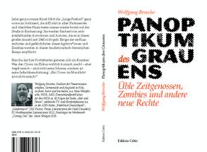 Panoptikum des Grauens von Brosche,  Wolfgang