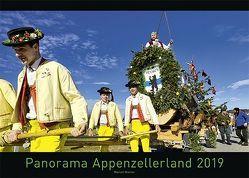 Panorama Appenzellerland 2019 von Steiner,  Marcel