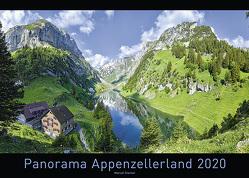 Panorama Appenzellerland 2020 von Steiner,  Marcel