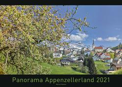 Panorama Appenzellerland 2021 von Steiner,  Marcel