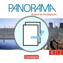 Panorama / B1: Teilband 2 – Kursbuch und Übungsbuch DaZ von Böschel,  Claudia, Finster,  Andrea, Jin,  Friederike, Paar-Grünbichler,  Verena, Winzer-Kiontke,  Britta