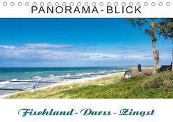 Panorama-Blick Fischland-Darss-Zingst (Tischkalender 2018 DIN A5 quer) von Dreegmeyer,  Andrea