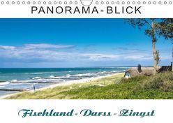 Panorama-Blick Fischland-Darss-Zingst (Wandkalender 2018 DIN A4 quer) von Dreegmeyer,  Andrea