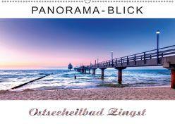 Panorama-Blick Ostseeheilbad Zingst (Wandkalender 2019 DIN A2 quer) von Dreegmeyer,  Andrea