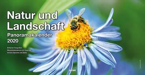 Panoramakalender Natur und Landschaft 2020 von garant Verlag GmbH