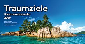 Panoramakalender Traumziele 2020