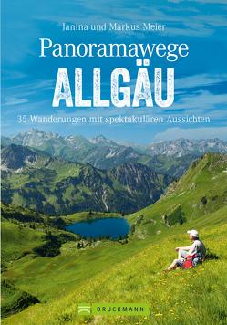 Panoramawege Allgäu von Meier,  Markus und Janina