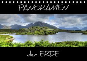 Panoramen der Erde (Tischkalender 2020 DIN A5 quer) von Stamm,  Dirk
