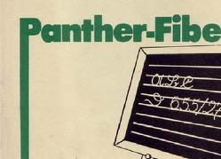 Panther-Fibel, Dienstvorschrift D65527 -Reprint- von Trampenau,  Dirk Rene