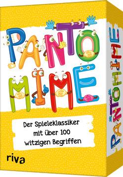 Pantomime von Hegemann,  Emma