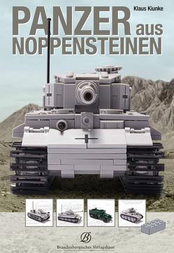 Panzer aus Noppensteinen von Kiunke,  Klaus
