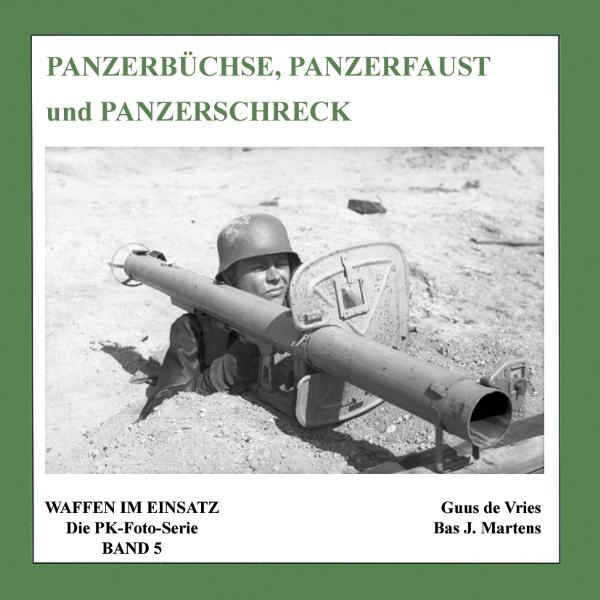 panzerb chse panzerfaust und panzerschreck von martens bas j vries. Black Bedroom Furniture Sets. Home Design Ideas