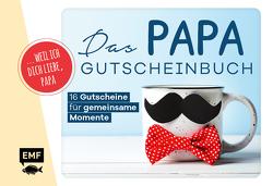 Papa-Gutscheinbuch: … weil ich dich liebe, Papa