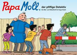 Papa Moll, der pfiffige Detektiv von Meier,  Rolf
