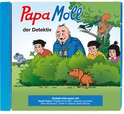 Papa Moll, der Detektiv CD