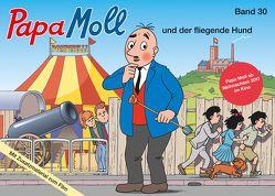 Papa Moll und der fliegende Hund von Lendenmann,  Jürg, Meier,  Rolf