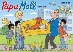 Papa Moll zieht um von Lendenmann,  Jürg, Meier,  Rolf