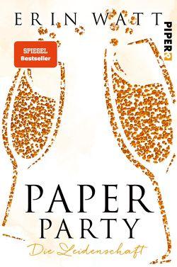 Paper Party von Berg,  Franzi, Watt,  Erin