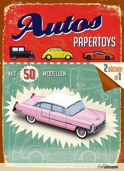 Papertoys: Autos von Heptinstall,  Simon